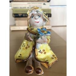 Bambolina di porcellana...